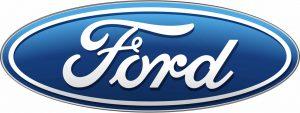 equipamiento furgonetas Ford - Logo