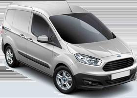 equipamentos furgonetas Ford Courier