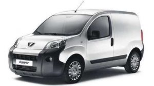 equipamiento furgonetas Peugeot Bipper