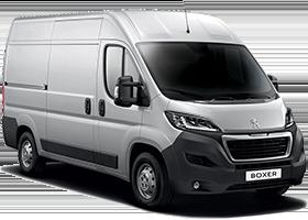 equipamiento furgonetas Peugeot Boxer
