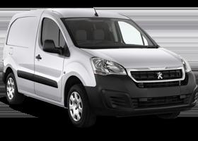equipamiento furgonetas Peugeot Partner