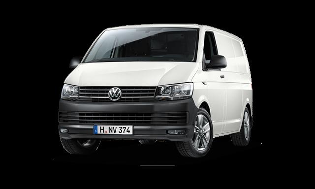 equipamiento de Volkswagen Transporter