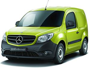equipamiento furgoneta Mercedes Citan