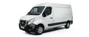 equipamiento furgonetas Nissan NV400