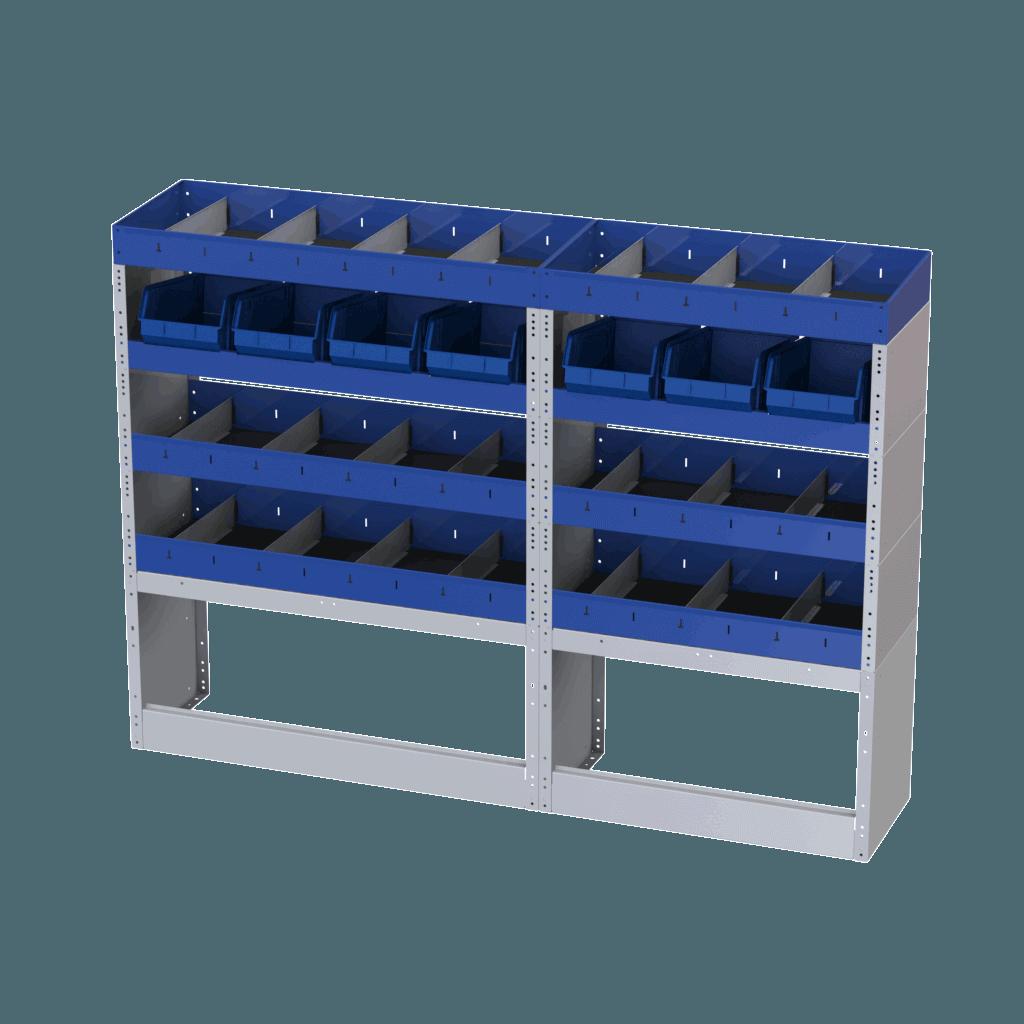 Estantería Referencia TI-CAR 4011 Cod. 020020012
