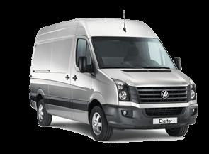 estanterías para Volkswagen Crafter