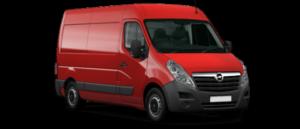 equipamiento Opel Movano