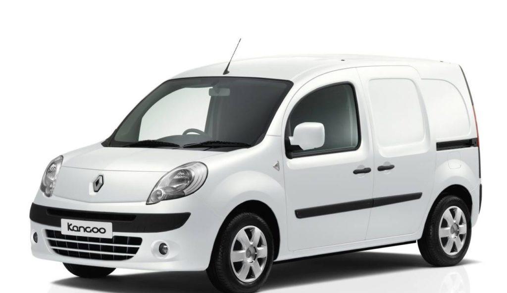 estanterías para Renault Kangoo