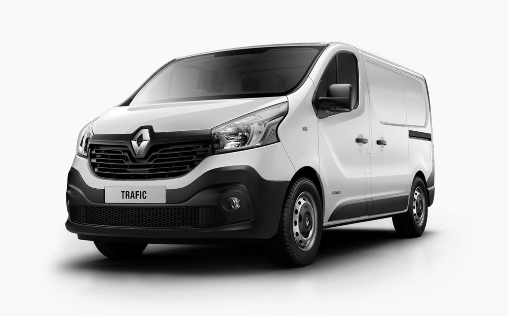 estanterías para Renault Trafic